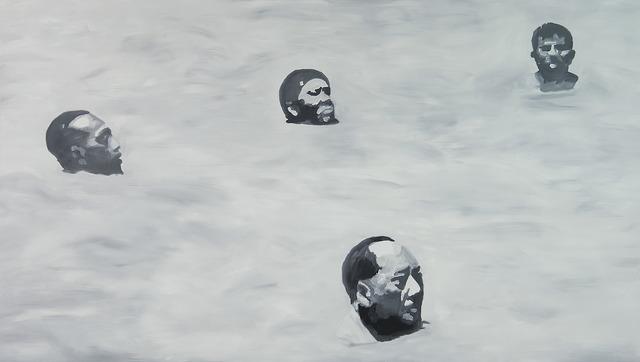 , 'Drifters (Mao),' 2018, Sabrina Amrani