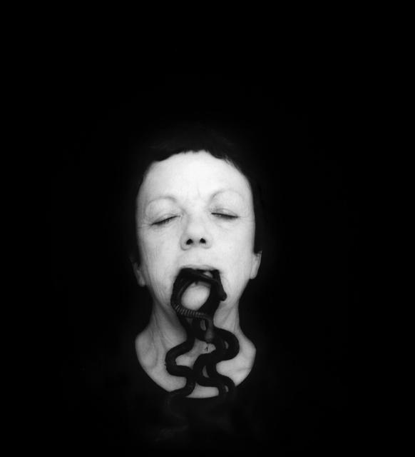, 'Autorretrato con serpientes, Coyoacán, México,' 2008, MATE Museo Mario Testino