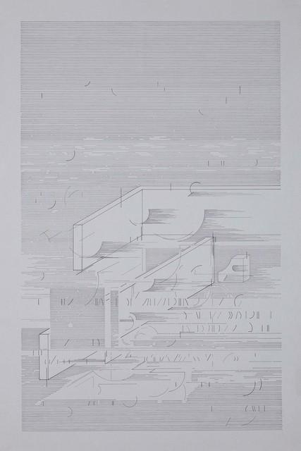 , 'Flatlands (Double Wall),' 2015, Jhaveri Contemporary
