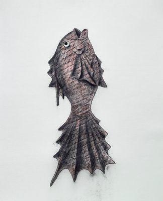 , 'Untitled (Pescado),' 2014, KEWENIG