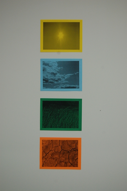 , 'Untitled set of 4 laser prints on paper,' 2014, Robert Kananaj Gallery