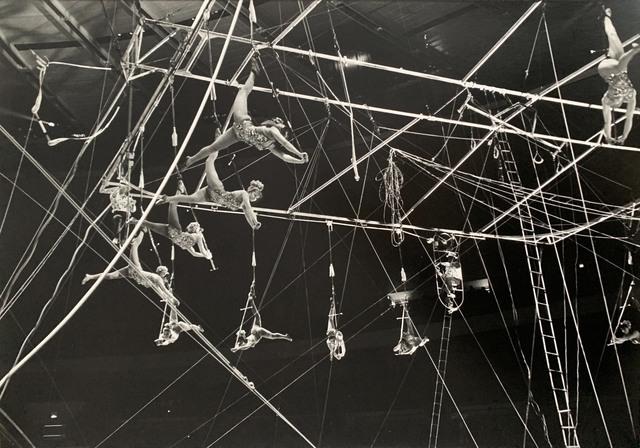 André Kertész, 'Circus Acrobats', 1967, James Hyman Gallery
