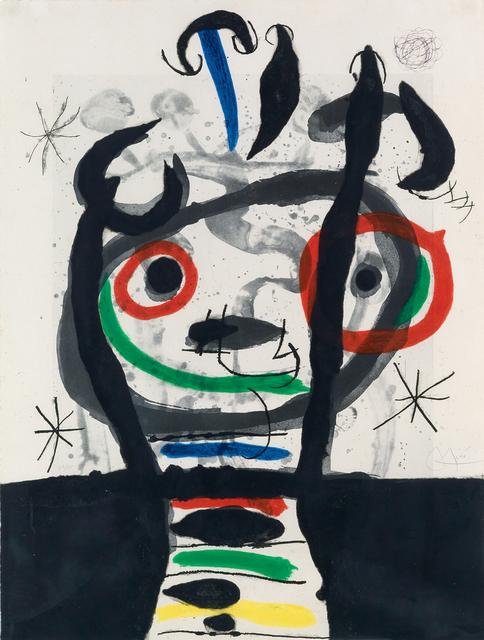 , 'Le Grand Sorcier,' 1968, Galerie Raphael