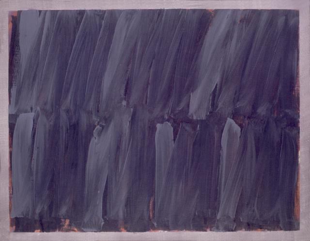 , 'Nero acrilico,' 1977, CARDI GALLERY