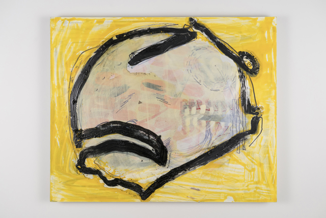 , '2HEADED WITCH aka 2GHOST,' 2017, Anthony Meier Fine Arts