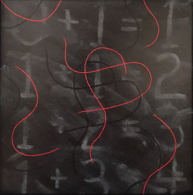 Otto Duecker, 'Heart Strings #3', 2016, M.A. Doran Gallery