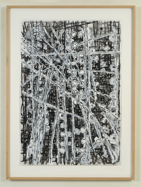 Terry Winters, 'Scattering Conditions, 8 WINT.DR.12126', 1998, Corridor Contemporary