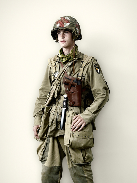 , 'US Medic, 101st Airborne,' 2008, KLOMPCHING GALLERY