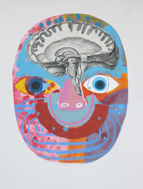 , 'Head 5 ,' 2018, Turner Barnes Gallery