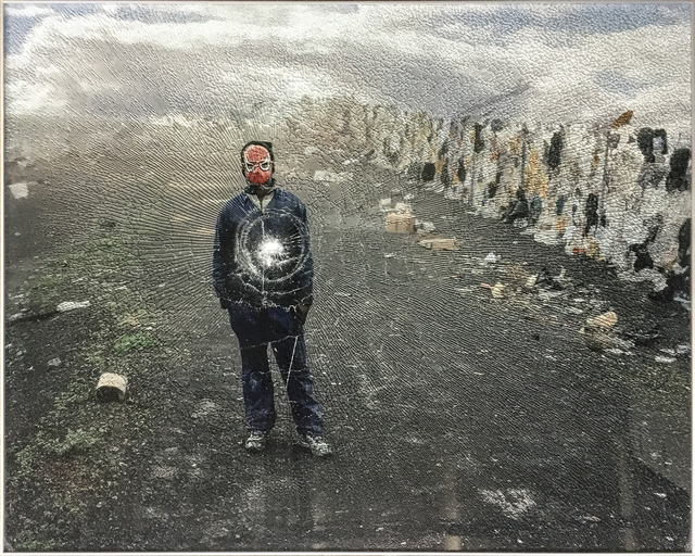 , 'Samuel (Standing), Vaalkoppies (Beaufort West Rubbish Dump),' 2006, Goodman Gallery