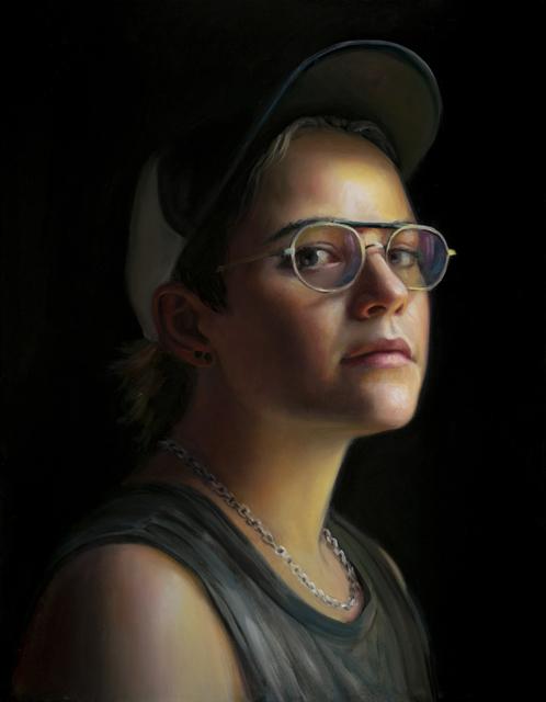 , 'Lauryn,' 2018, CFHILL