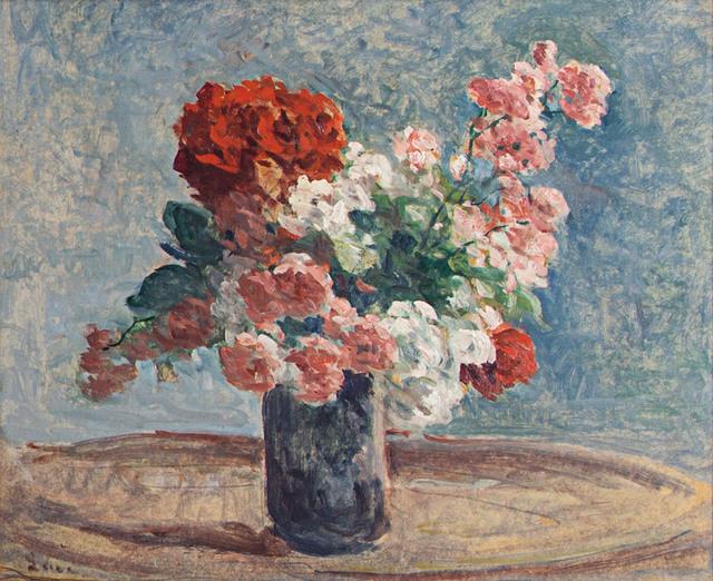 , 'Vase de fleurs,' 1915-1925, Rosenberg & Co.