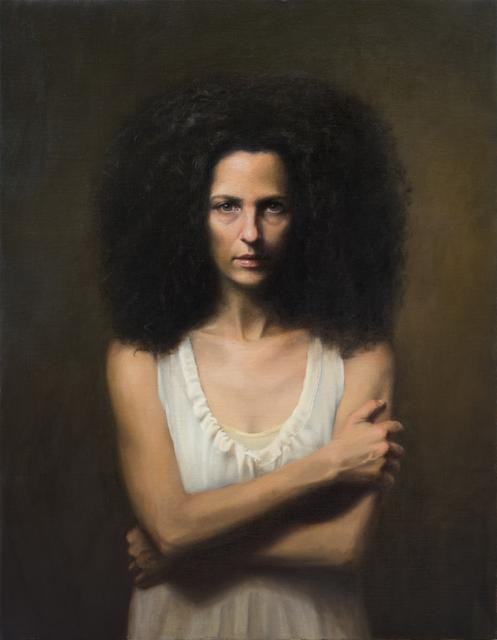 , 'Self Portrait,' 2016, Zemack Contemporary Art