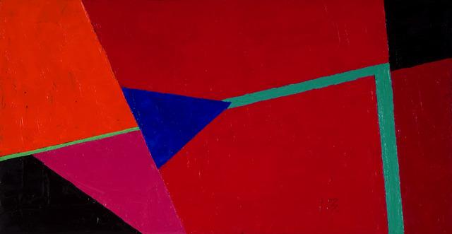 , 'Rojo, azul y turquesa,' 2006, Cecilia de Torres Ltd.