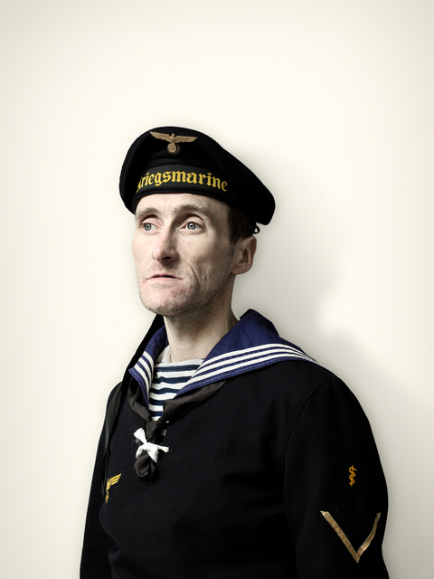 , 'Corporal, German Navy,' 2008, KLOMPCHING GALLERY