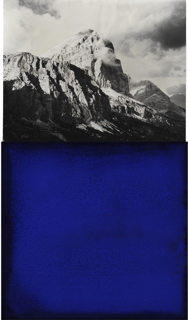 Manfred Müller, 'Past/Present, from the portfolio Hidden Cache No. 1', 2008, ROSEGALLERY