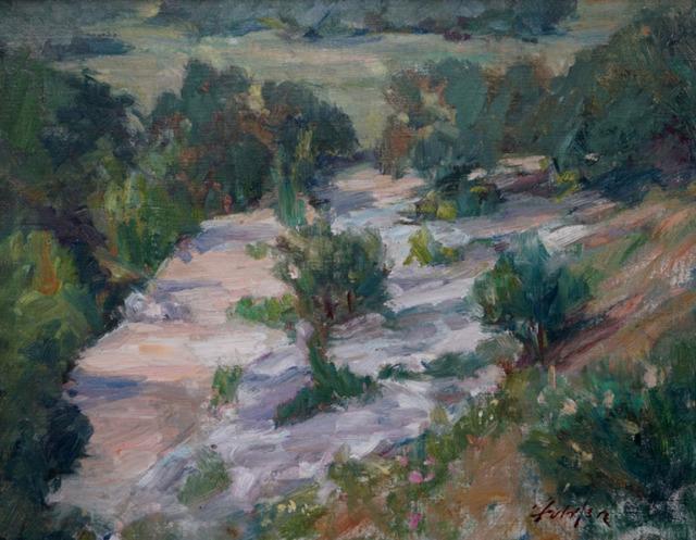 , 'Spring Runoff,' 2017, Wally Workman Gallery