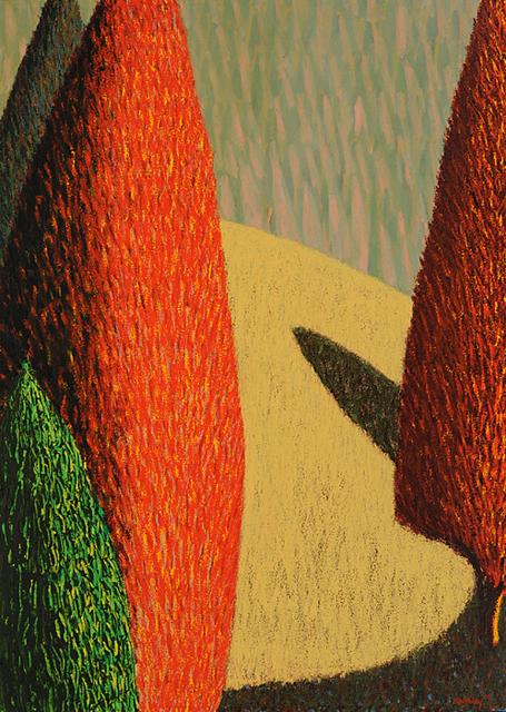 Ken Worley, 'Rockwoods IV-17', 2013, Duane Reed Gallery