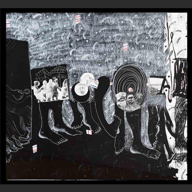 , 'Movement of Jah People (1),' 2018, Eclectica Galleries
