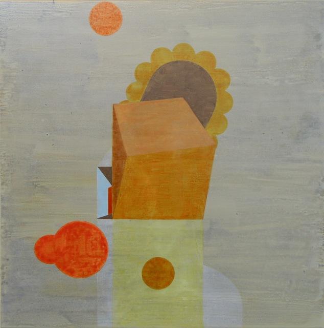 , 'Pluto,' 2015, Bath Street Gallery