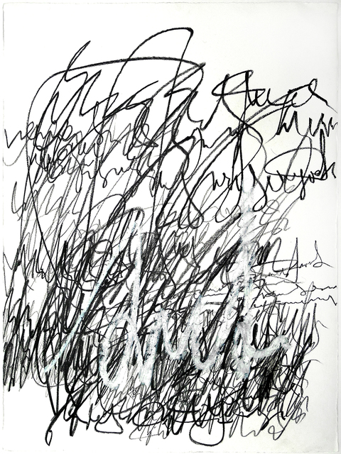 , 'Asemic N554.15,' , Gail Severn Gallery