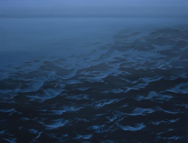 , 'Dark Water,' 2013, Galerie Sandhofer