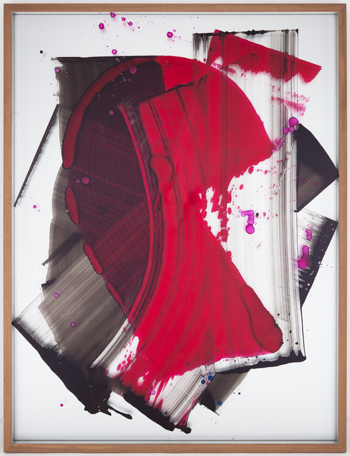 , 'I Love You (Bold Redy),' 2014, Galerie Peter Kilchmann