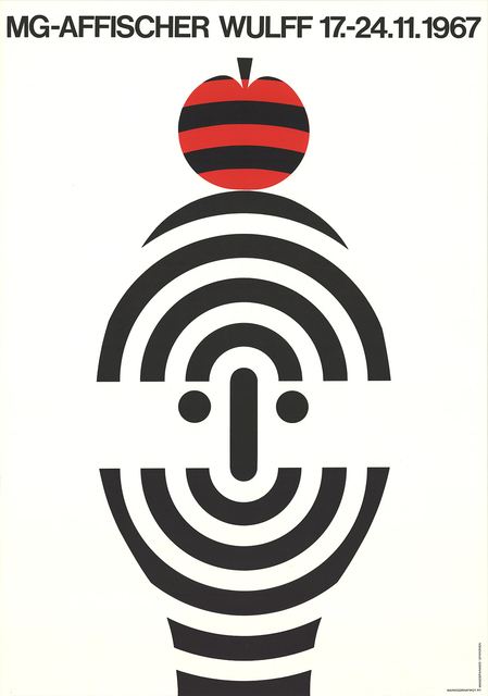 , 'MG-Posters Wulff,' 1967, ArtWise