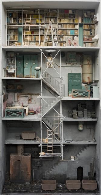 , 'Memoria,' 2007, Jonathan LeVine Projects