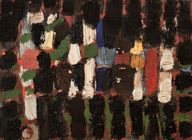 , 'Untitled (36-427) ,' ca. 1950, Galerie Dutko