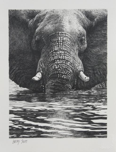 , 'Deep Water,' , Trailside Galleries