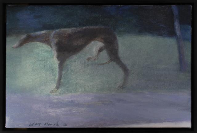 , 'Greyhound,' 2018, 99 Loop Gallery