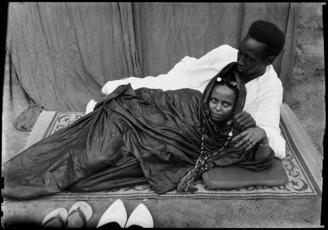 Seydou Keïta, 'Sans titre (MA.KE.145 BOX-NEG.01006) ', 1952-1955, Galerie Nathalie Obadia