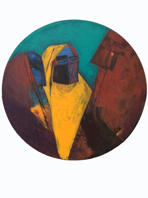, 'Om Battola 5,' 2016, al markhiya gallery