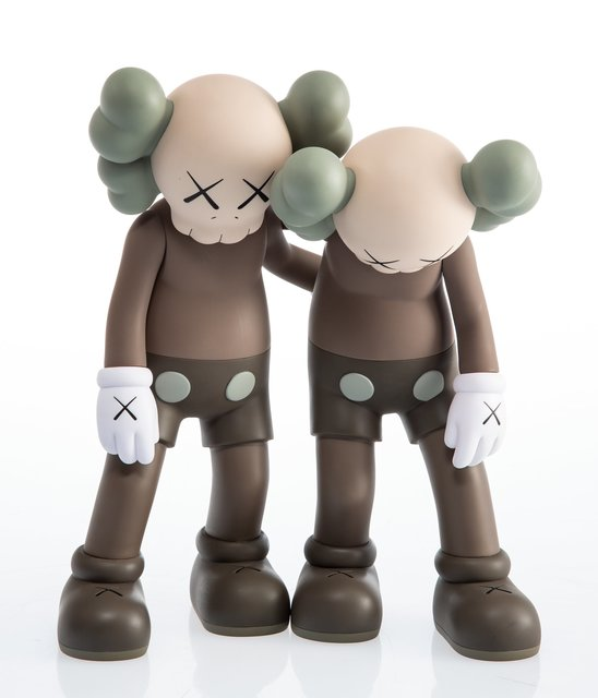 KAWS, 'Along the Way (Brown)', 2019, Heritage Auctions