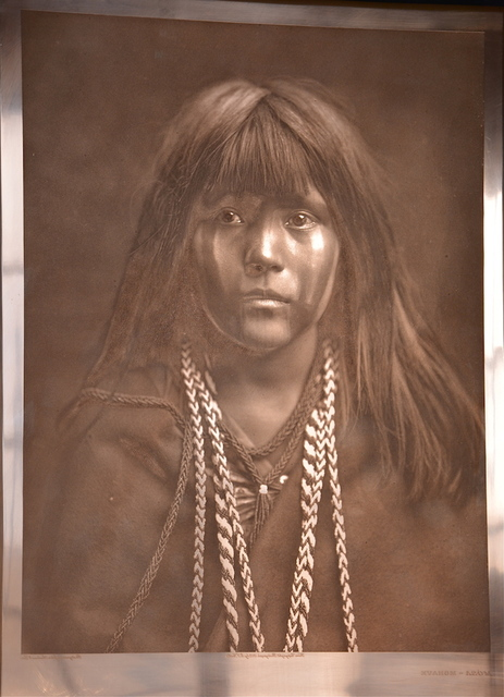 , 'Mosa - Mohave,' 1903, Bruce Kapson Gallery