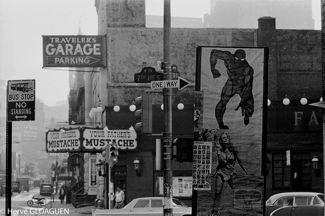 , 'Greenwich village signs, NY 1967,' 1967, Galerie Arcturus