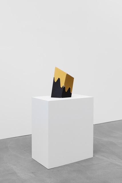 , 'S-11203,' 2011, von Bartha