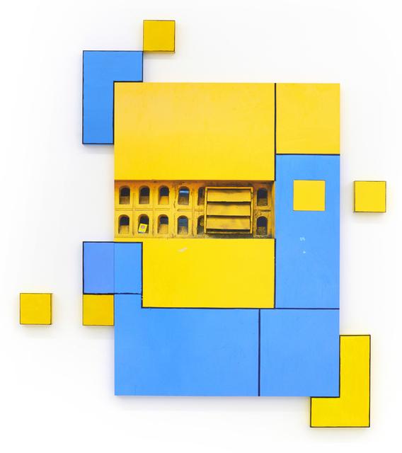 Johannes Kersting, 'AIM Modern (extended)', 2018, Evelyn Drewes Galerie