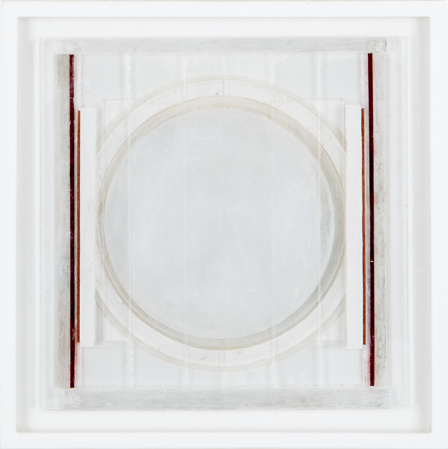 , 'Square Relief LI,' 2011, House of the Nobleman
