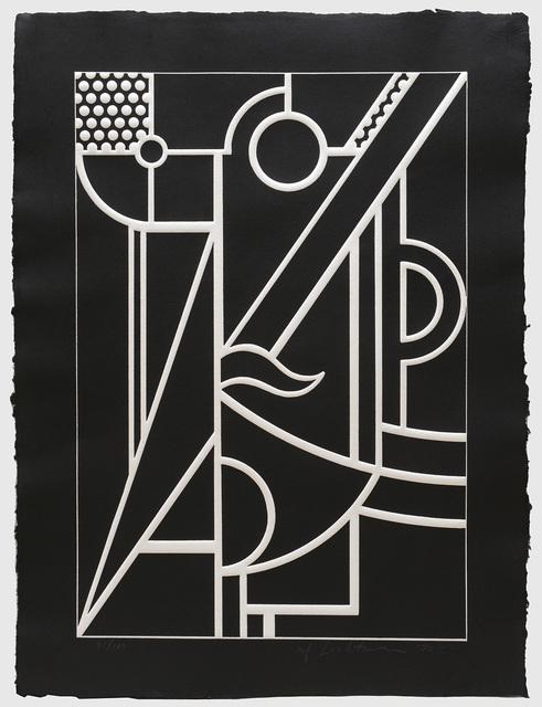 Roy Lichtenstein, 'Modern Head #3', 1970, Peter Harrington Gallery
