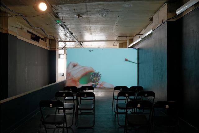 , 'Go Soft (Projection),' 2014, Fondation d'Entreprise Galeries Lafayette