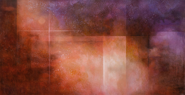 Leo WANG, 'Stargazer Series III – Heat', 2017, Painting, Oil on canvas, Liang Gallery