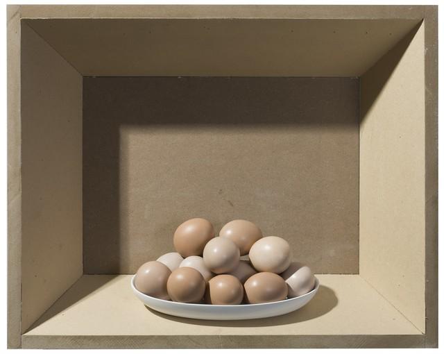 , 'Practice 6,' 2015, Aye Gallery