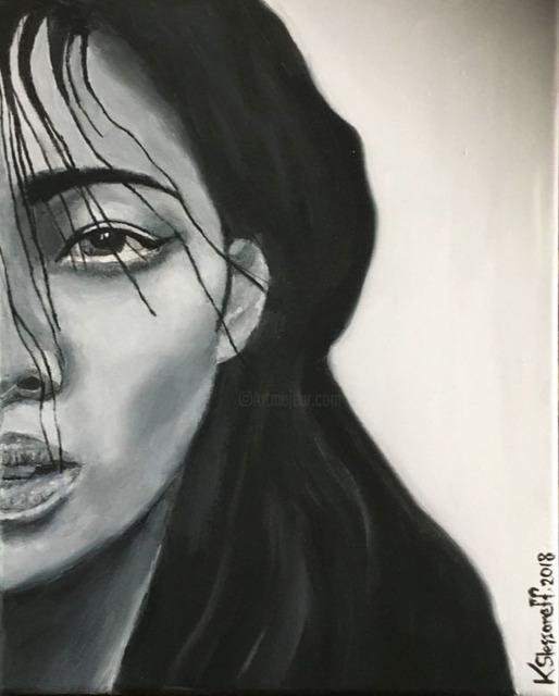 Katia Slessareff, 'Ayuka', 2018, Galerie Libre Est L'Art