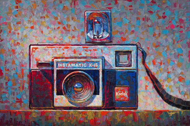 , 'Kodak Instamatic X-15 Camera,' 2018, George Billis Gallery