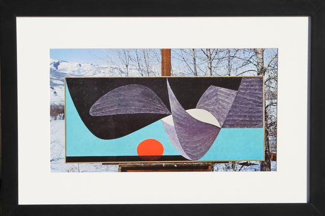 Herbert Bayer, 'Winter Afternoon', 1965, RoGallery