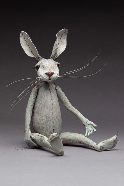 , 'Gray Rabbit,' 2019, Seager Gray Gallery