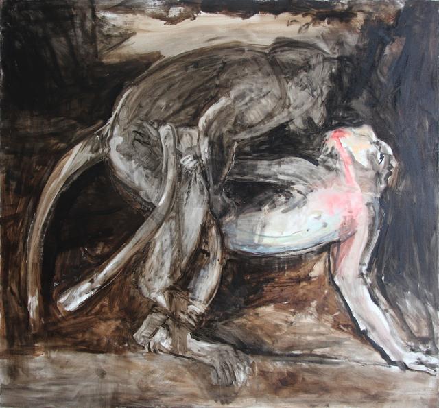 , 'Le viole,' 2006, Galería Quetzalli