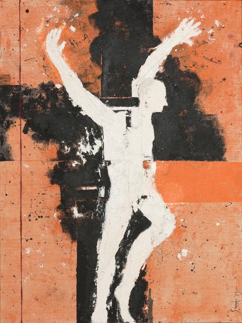 , 'Inicio al Salto,' N/A, Galeria Oscar Roman